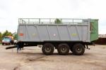 Полуприцеп тракторный специальный со сменными приспособлениями ПСС-20