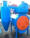 Скальператор барабанный для предварительной очистки зерна А1-БЗ2-О (50 т\ч)